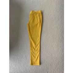 Pantalon droit Acquaverde  pas cher