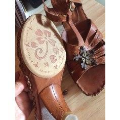 Sandales à talons Pikolinos  pas cher