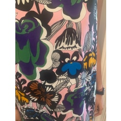 Robe mi-longue Marimekko  pas cher
