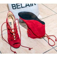 Chaussures à lacets  Bel Air  pas cher