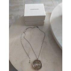 Pendentif, collier pendentif Calvin Klein  pas cher