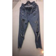 Pantalon large Tally Weijl  pas cher