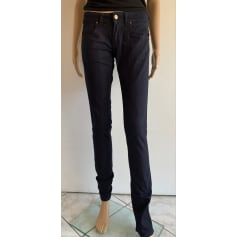 Jeans slim John Galliano  pas cher