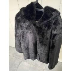 Manteau en fourrure Opullence  pas cher
