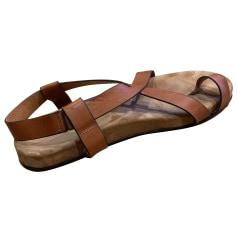 Sandales plates  Jerome Dreyfuss  pas cher