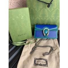 Leather Shoulder Bag Gucci Dionysus