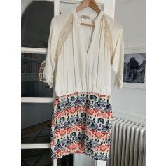 Robe courte La Petite Française  pas cher