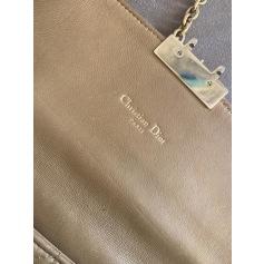 Leather Clutch Dior