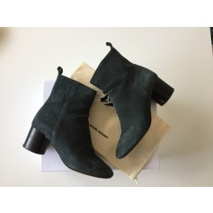 High Heel Ankle Boots Isabel Marant