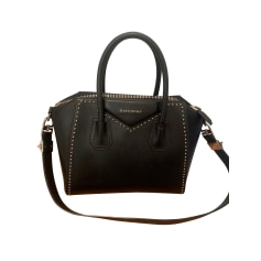 Leather Handbag Givenchy Antigona