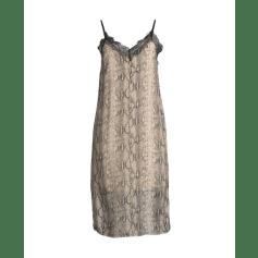 Robe mi-longue Set  pas cher