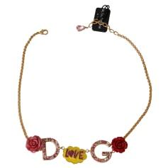 Ciondolo, collana con ciondoli Dolce & Gabbana