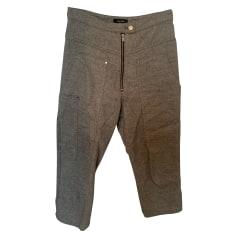 Pantalon large Isabel Marant  pas cher