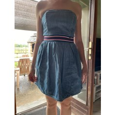 Robe bustier Tommy Hilfiger  pas cher