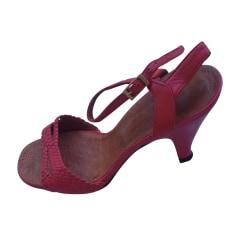 Sandales à talons Chie Mihara  pas cher