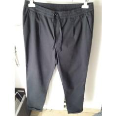 Pantalon carotte Peter Hahn  pas cher