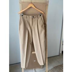 Pantalon carotte Tommy Hilfiger  pas cher