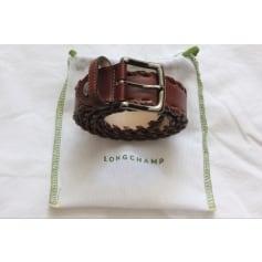 Ceinture large Longchamp  pas cher