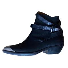 Bottines & low boots plates Isabel Marant  pas cher