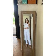 Pantalon droit Versace  pas cher