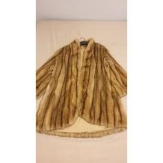 Manteau en fourrure Bisang  pas cher