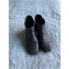 High Heel Ankle Boots Camper