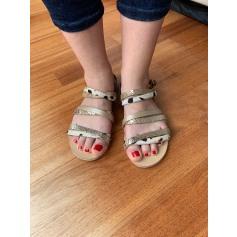 Sandales plates  Betty London  pas cher