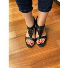 Heeled Sandals Camper