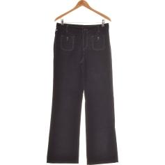 Pantalon évasé New Man  pas cher