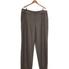 Pantalon évasé Devernois  pas cher