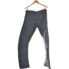 Straight Leg Pants Jack & Jones
