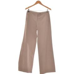 Pantalon évasé Chattawak  pas cher