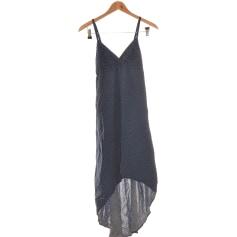 Robe mi-longue Forever 21  pas cher