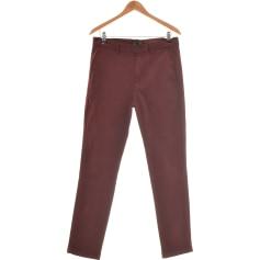 Slim Fit Pants Celio