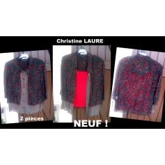 Chemisier Christine Laure  pas cher