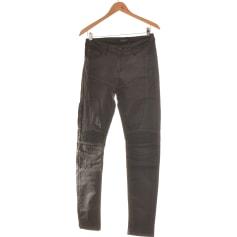 Jeans droit Eleven Paris  pas cher