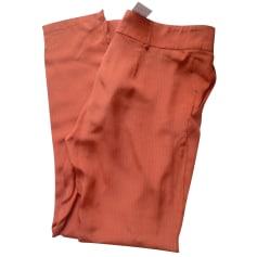 Pantalon carotte Les Petites...  pas cher