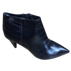 Bottines & low boots à talons Gianfranco Ferre  pas cher