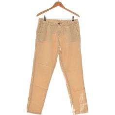 Pantalon slim, cigarette Etam  pas cher