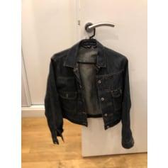 Manteau en jean Guess  pas cher