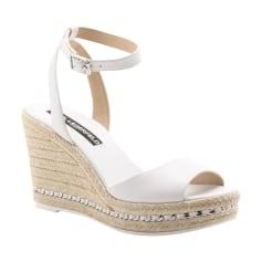 Wedge Sandals Karl Lagerfeld