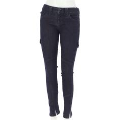 Jeans droit Emporio Armani  pas cher