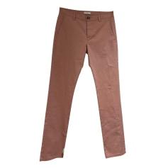 Straight Leg Pants Sandro