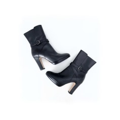 Bottines & low boots à talons Max Mara  pas cher