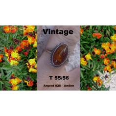 Bague 100% Vintage  pas cher
