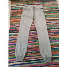 Jeans droit Mim  pas cher