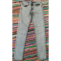 Jeans slim Gémo  pas cher