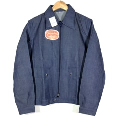 Veste en jean 100% Vintage  pas cher