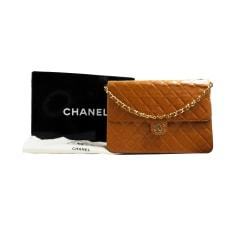 Schultertasche Leder Chanel Timeless - Classique