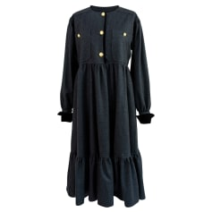 Robe longue Moschino  pas cher